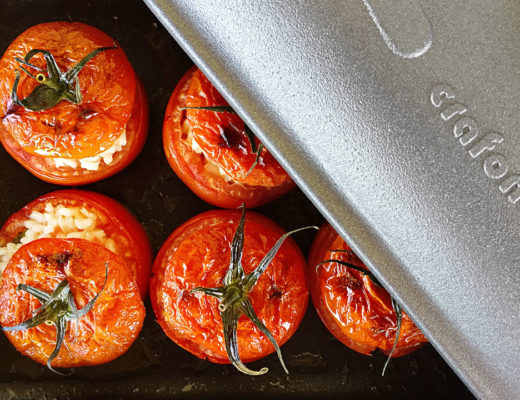 gemista pomodori ripieni alla greca