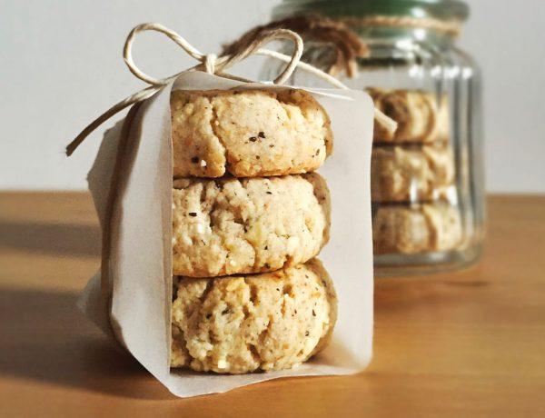Biscotti speziati agli anacardi