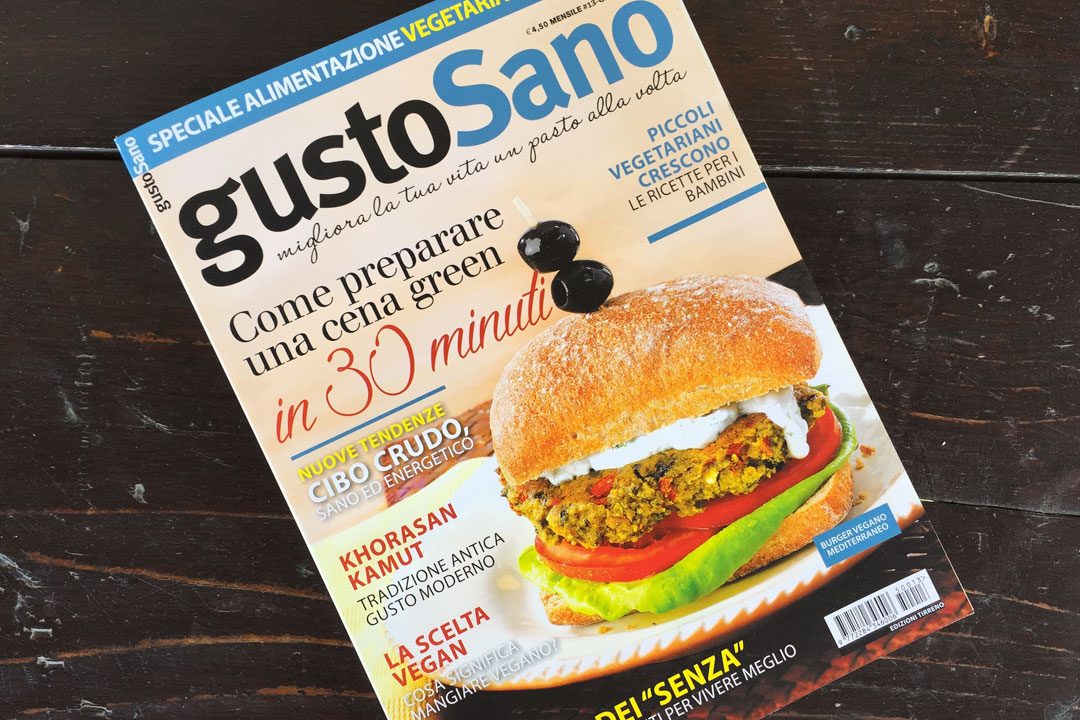 GustoSano Food Magazine