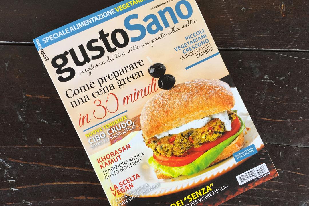 GustoSano Food Magazine