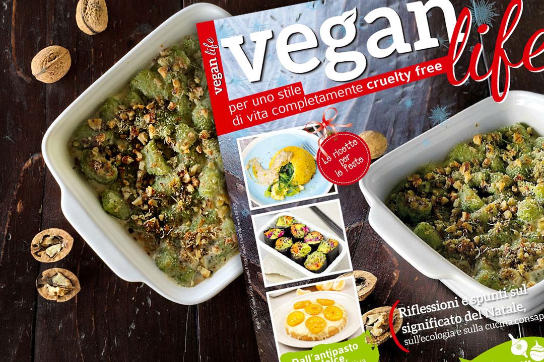 Vegan Life Food Magazine