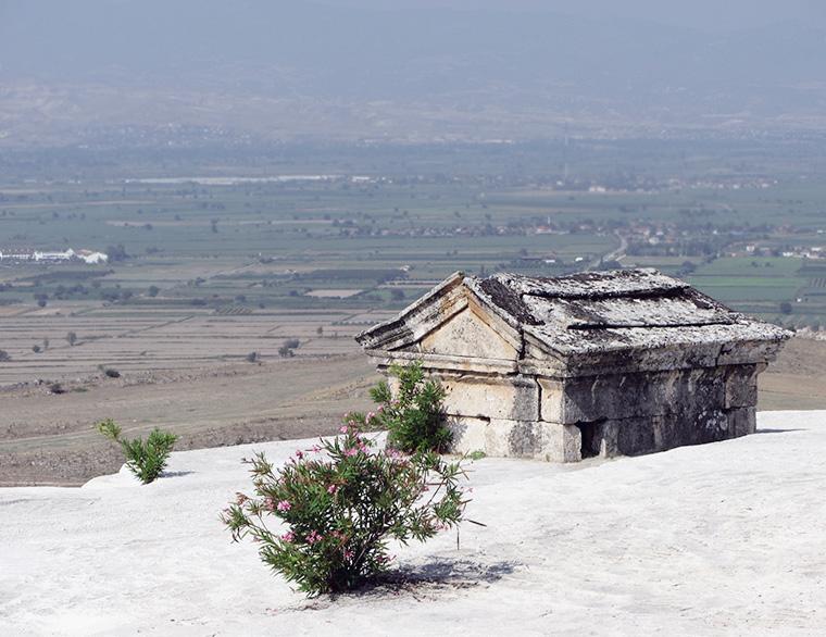 Turchia Pamukkale