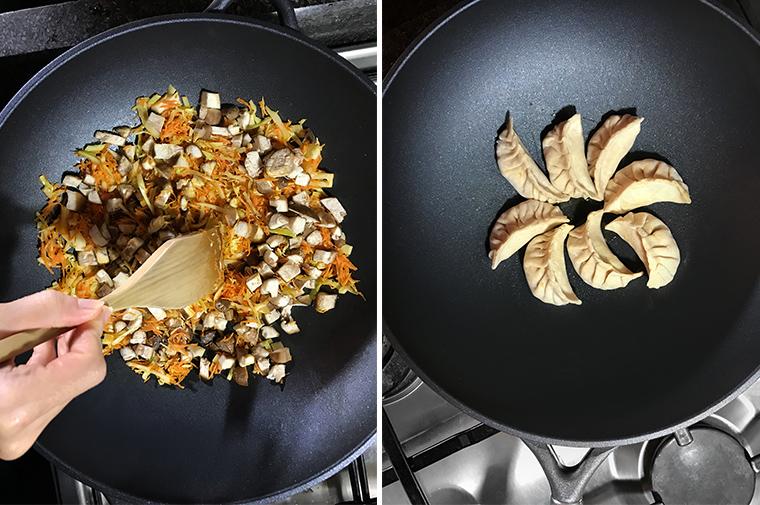 crafond wok gyoza