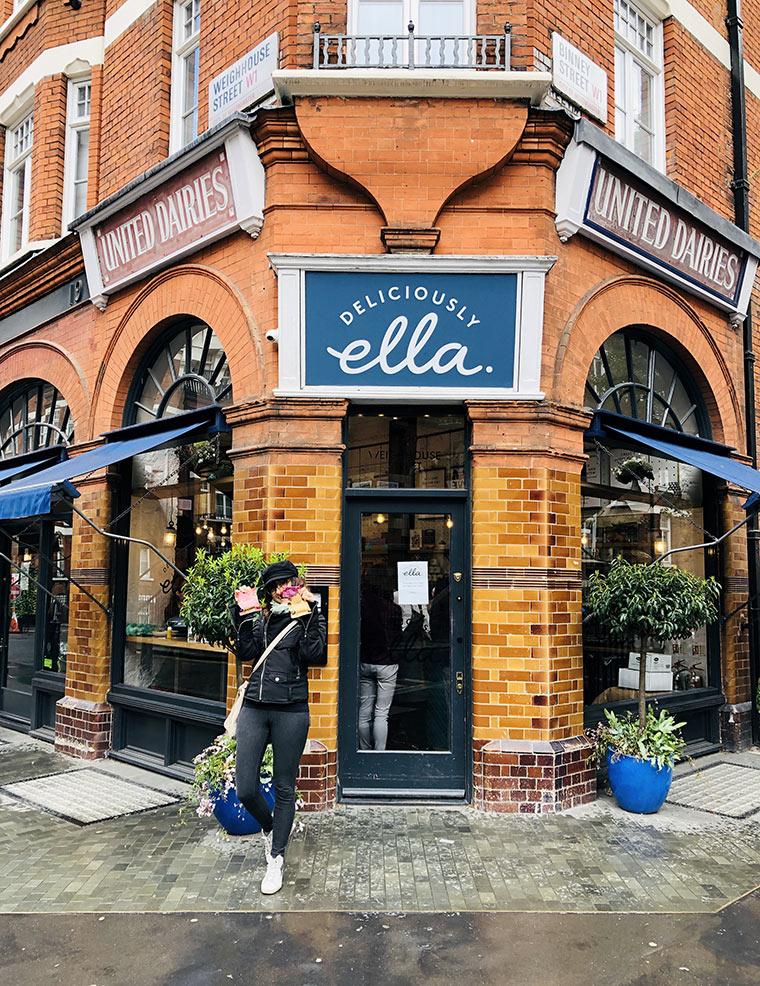 Deliciously Ella - mangiare a Londra