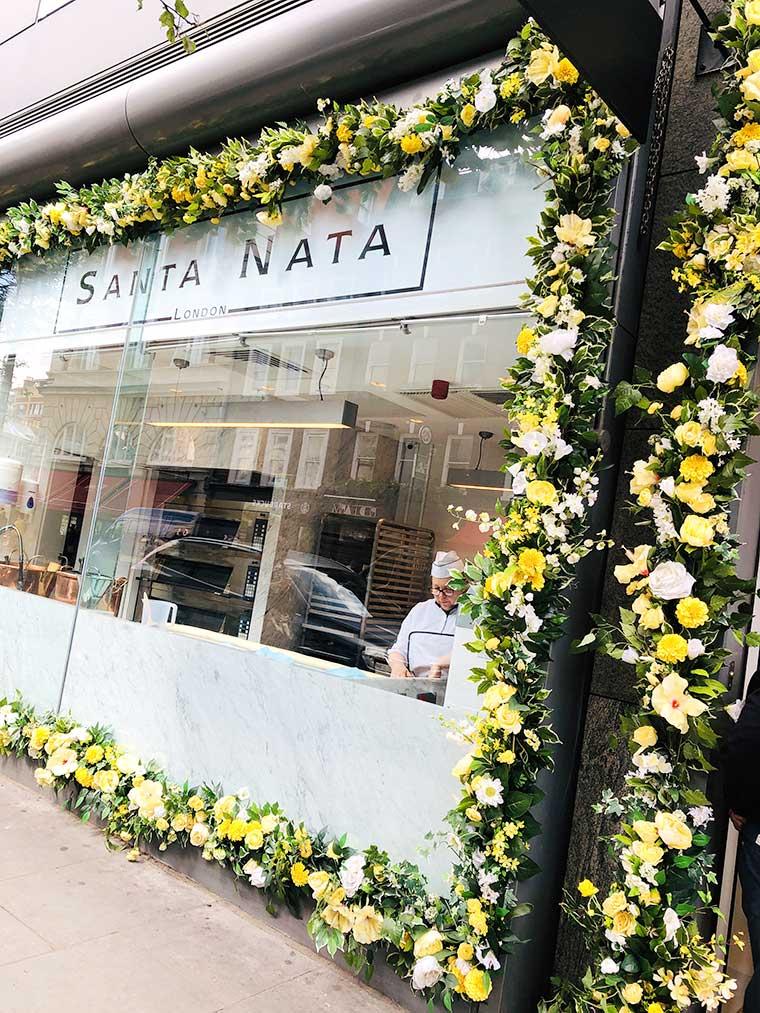 Santa Nata London