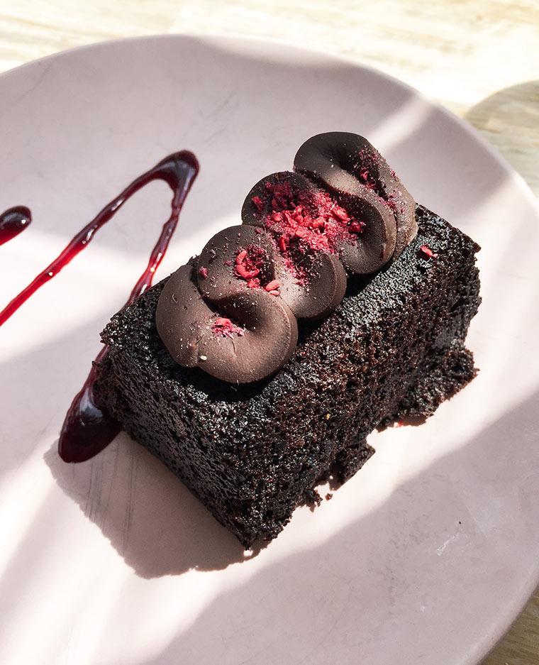 Vegan Cake Daisy Green - mangiare a Londra