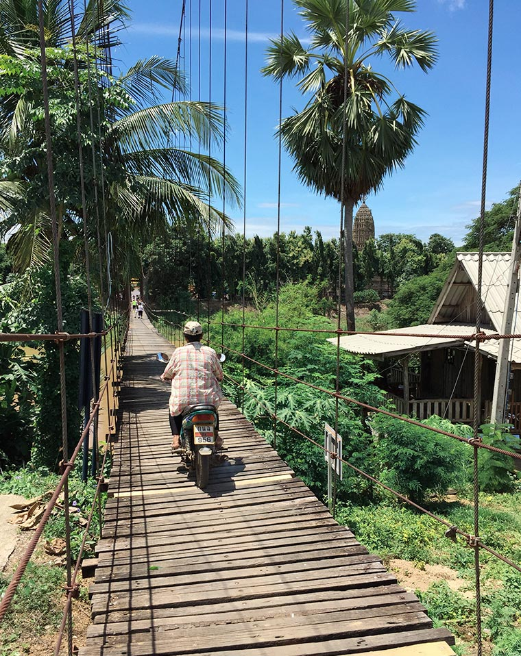 Yom River Bridge