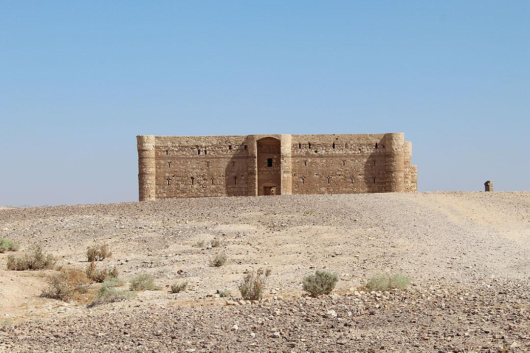 Qasr al-Kharana Giordania