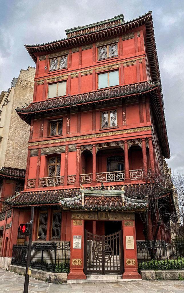 Gallerie C. T. Loo & Cie, Parigi