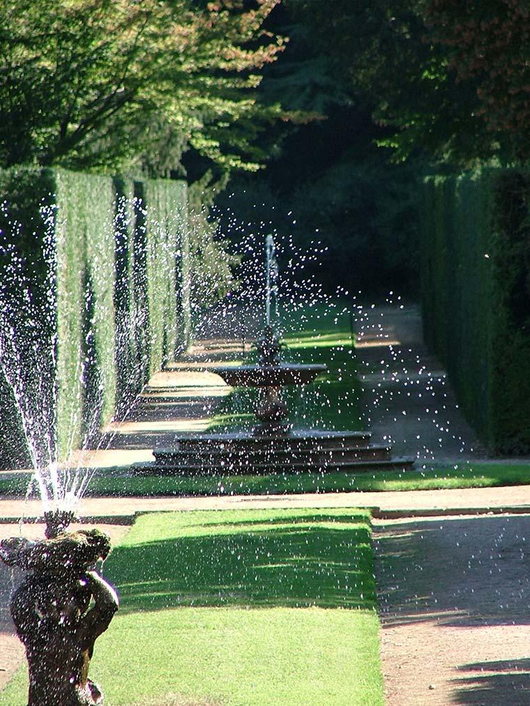 giardino valsanzibio